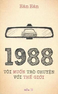 tiểu thuyết hay 1988 Tôi muốn nói chuyện với thế giới