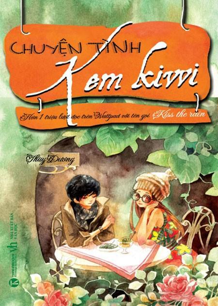 truyện teen Chuyện tình kem kiwi, Kiss the rain