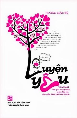 tiểu thuyết Luyện yêu