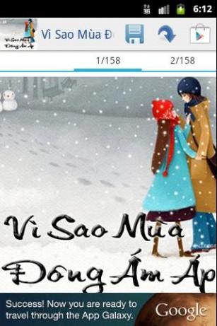 tiểu thuyết hay Vì sao mùa đông ấm áp